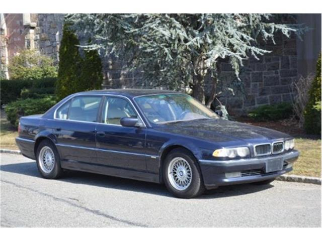 2001 BMW 740IL | 780259