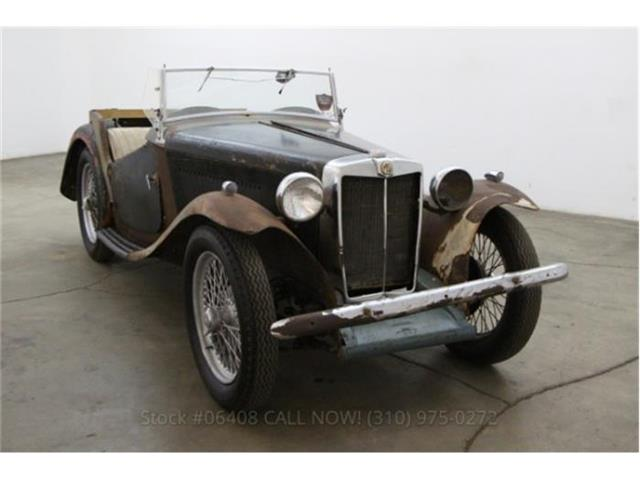 1949 MG TC | 780261