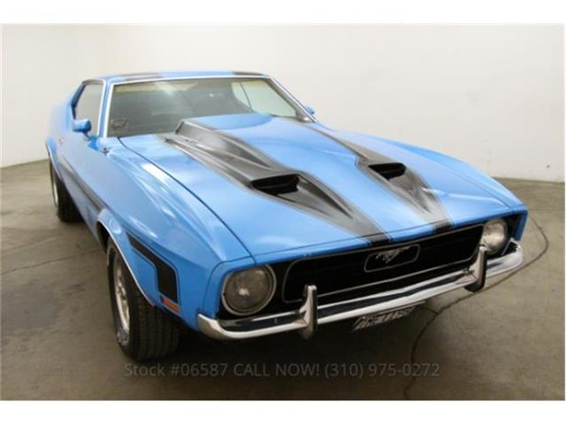 1971 Ford Mustang | 780270