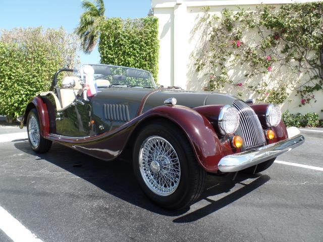 1995 Morgan 4 Roadster | 780273