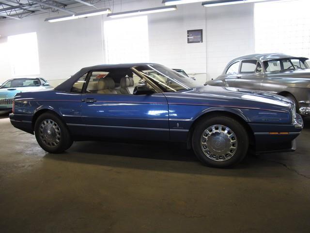 1993 Cadillac Allante | 780311