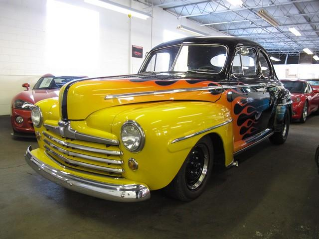 1947 Ford Business Coupe | 780312