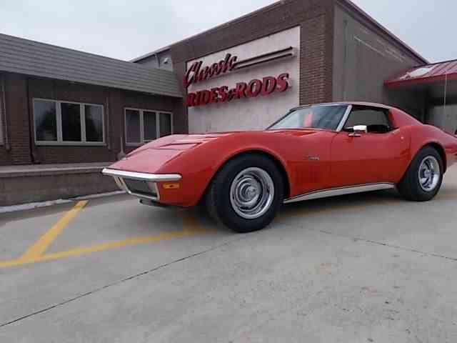 1970 Chevrolet Corvette | 780317