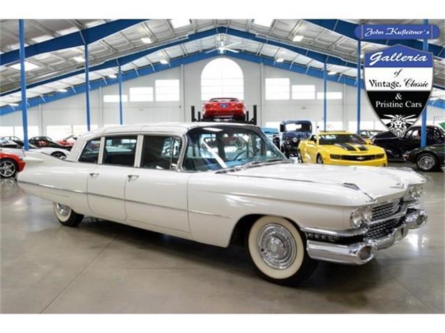 1959 Cadillac Fleetwood | 780329