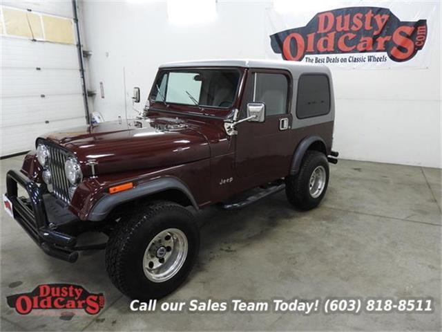 1986 Jeep CJ | 780333