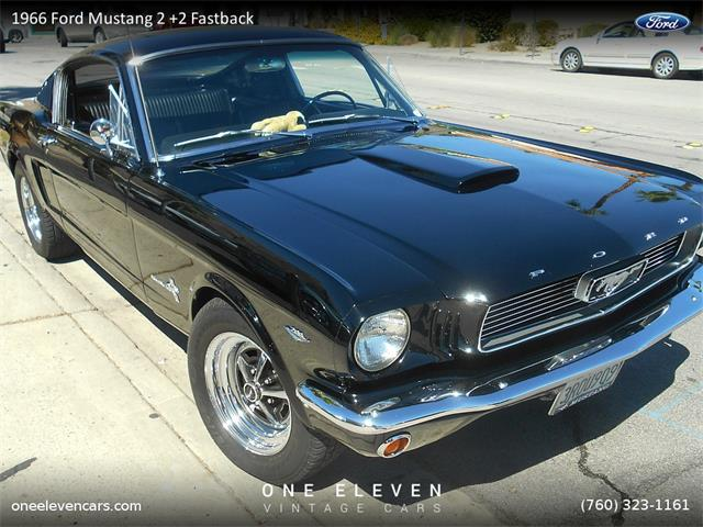 1966 Ford Mustang 2 +2 Fastback | 780334
