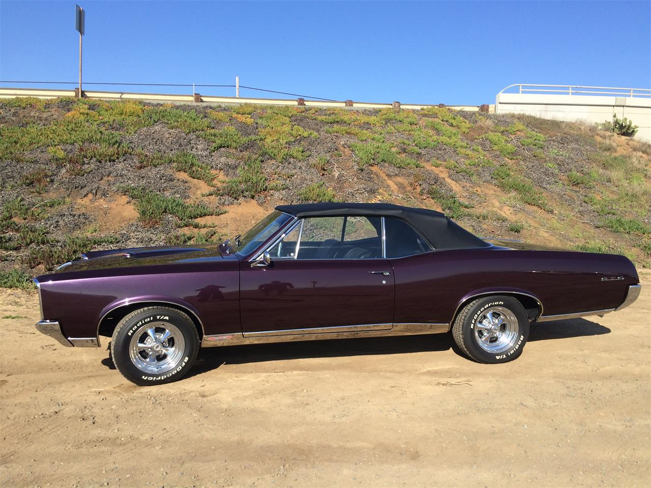 1967 pontiac gto for sale cc 783559. Black Bedroom Furniture Sets. Home Design Ideas