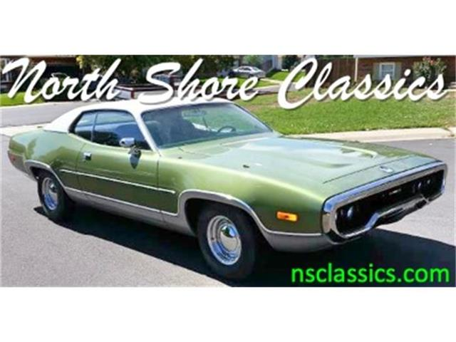 1972 Plymouth Satellite | 780374