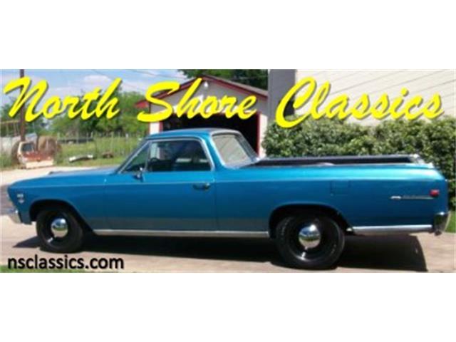 1966 Chevrolet El Camino | 780377