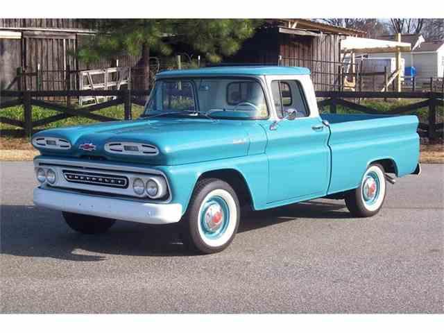 1961 Chevrolet Apache | 780409