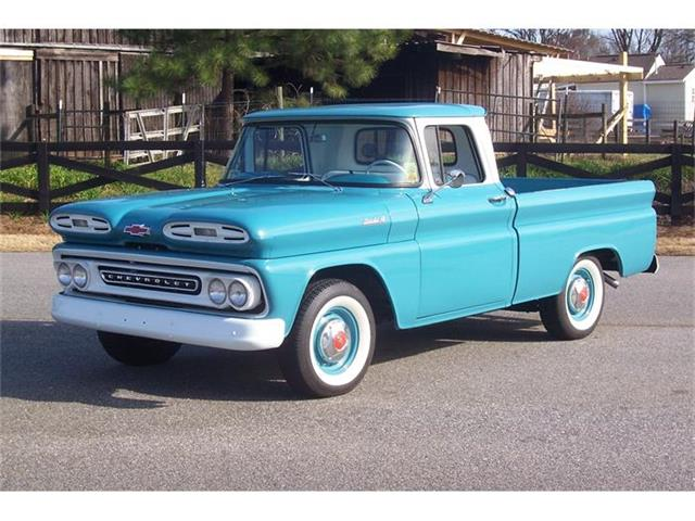 Classifieds For 1960 To 1962 Chevrolet Apache 4 Available