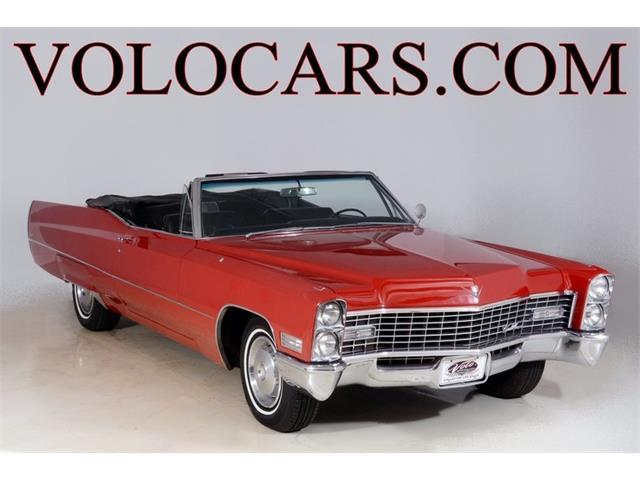 1967 Cadillac DeVille | 780041