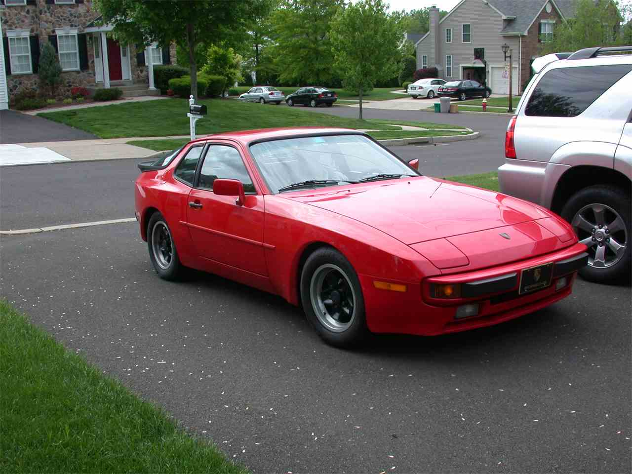 1984 porsche 944 for sale cc 780417. Black Bedroom Furniture Sets. Home Design Ideas