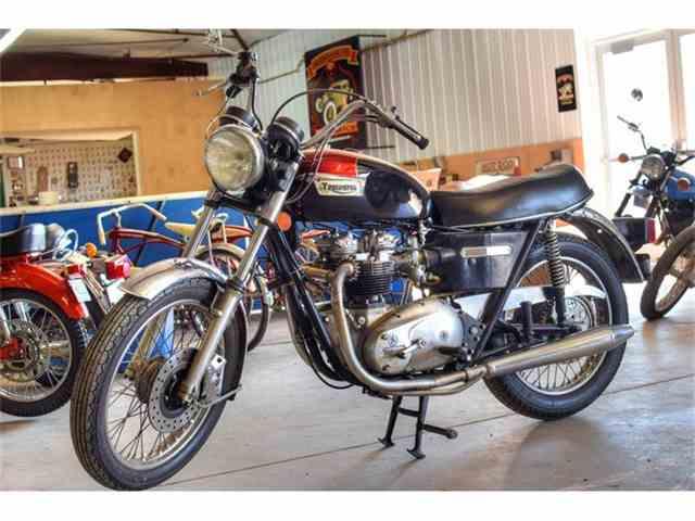 1977 Triumph Bonneville | 780418
