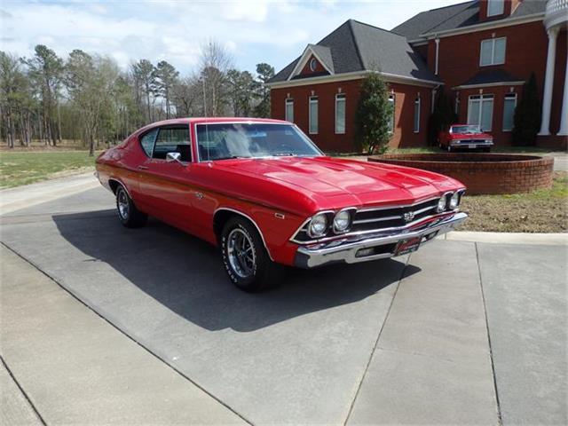 1969 Chevrolet Chevelle SS | 780430
