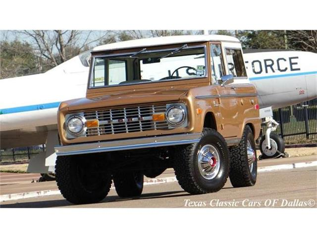 1971 Ford Bronco | 780448