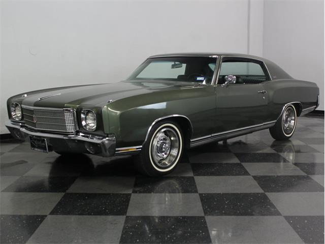 1970 Chevrolet Monte Carlo | 780452