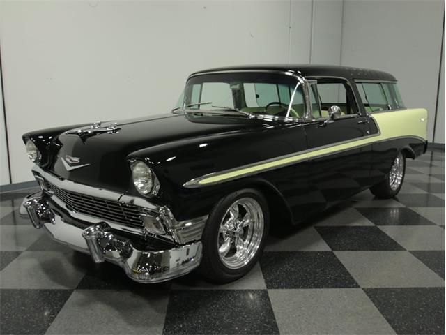 1956 Chevrolet Nomad | 780462