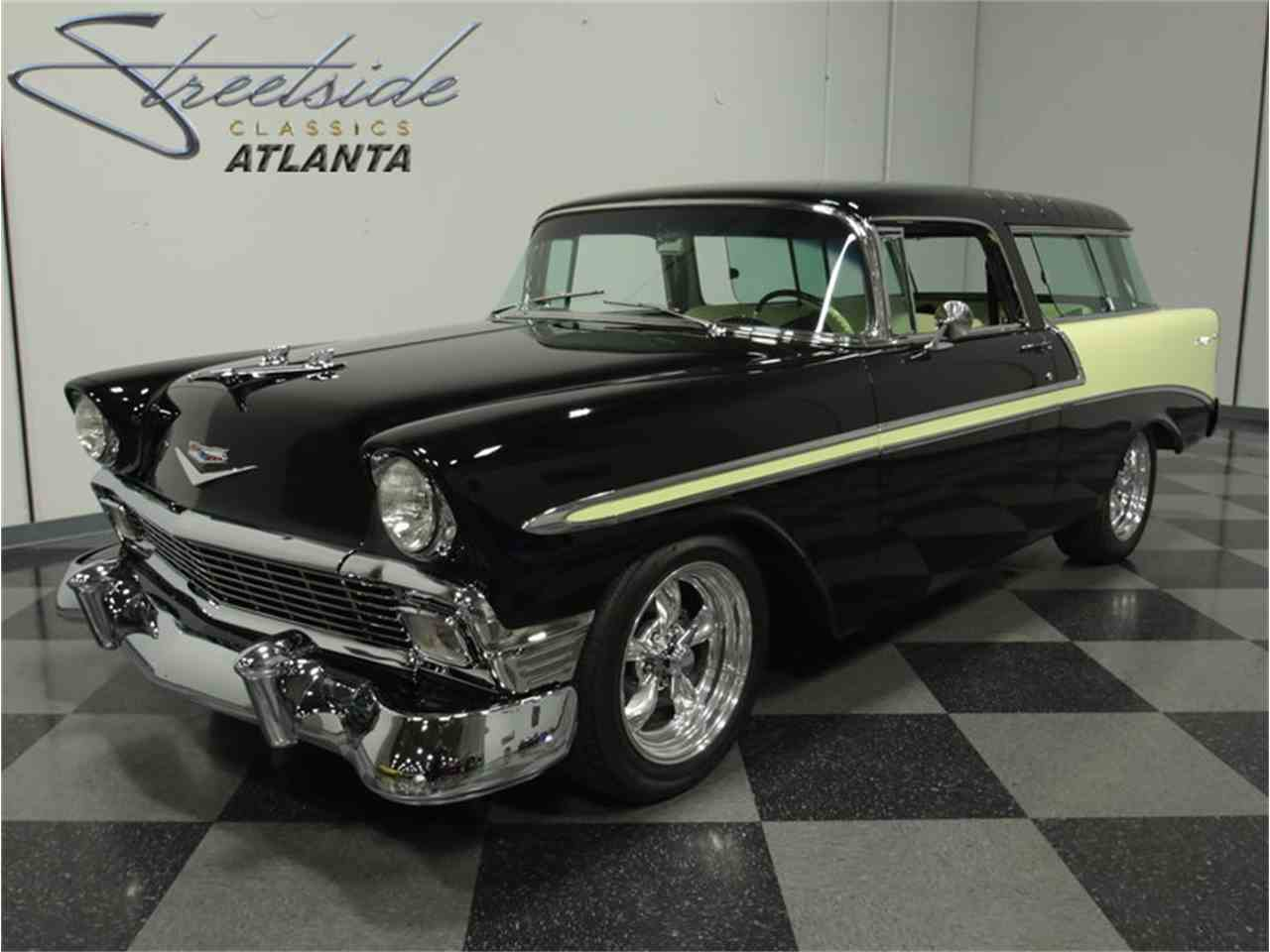 All Chevy 1956 chevy nomad for sale : 1956 Chevrolet Nomad for Sale | ClassicCars.com | CC-780462