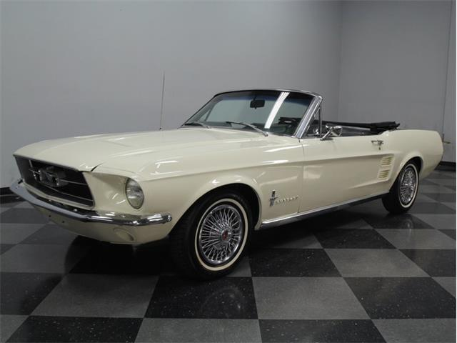 1967 Ford Mustang | 780464
