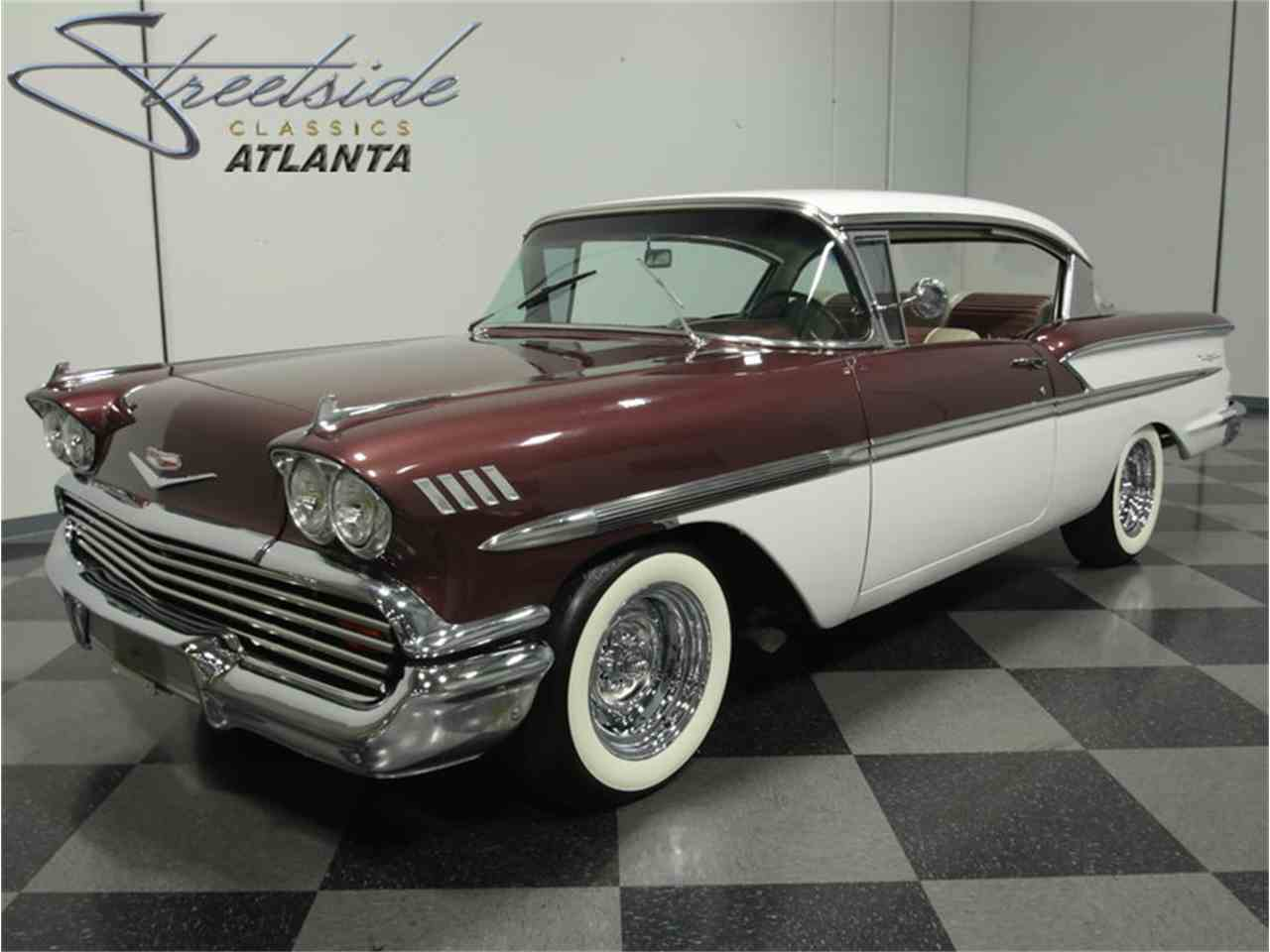 Chevrolet bel air hardtop for sale upcoming chevrolet - 1958 Chevrolet Bel Air For Sale Cc 780473