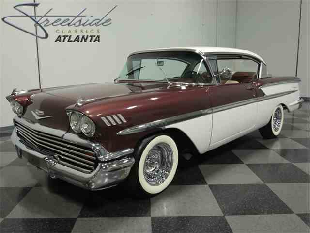 1958 Chevrolet Bel Air | 780473
