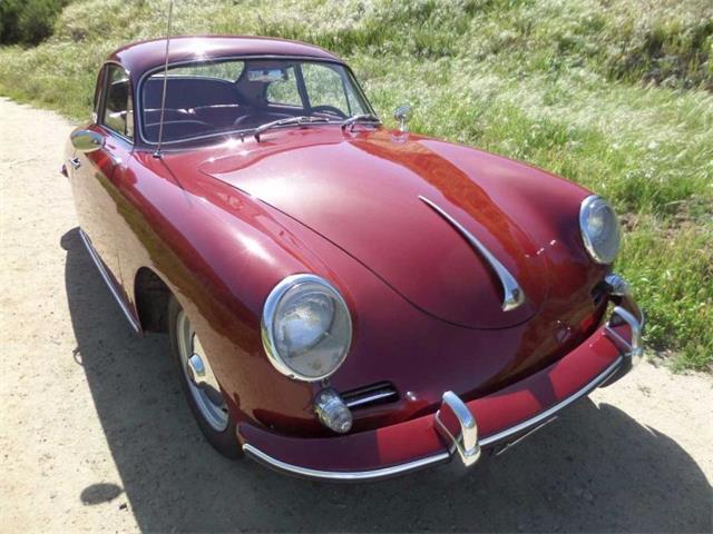 1961 Porsche 356 S | 780476