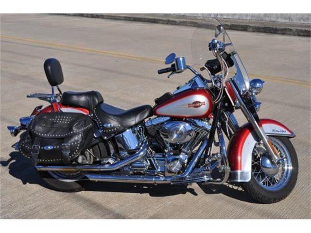 2005 Harley-Davidson FLSTCI | 780498