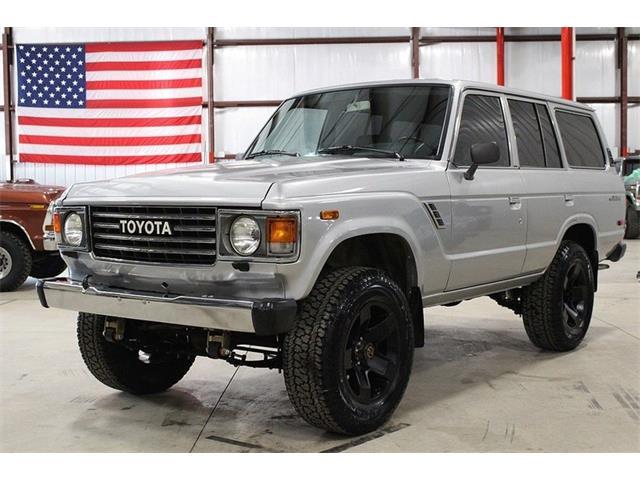 1987 Toyota Land Cruiser BJ | 780523