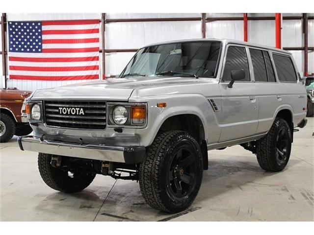 1987 Toyota Land Cruiser BJ | 780523