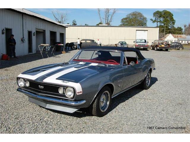 1967 Chevrolet Camaro | 780527