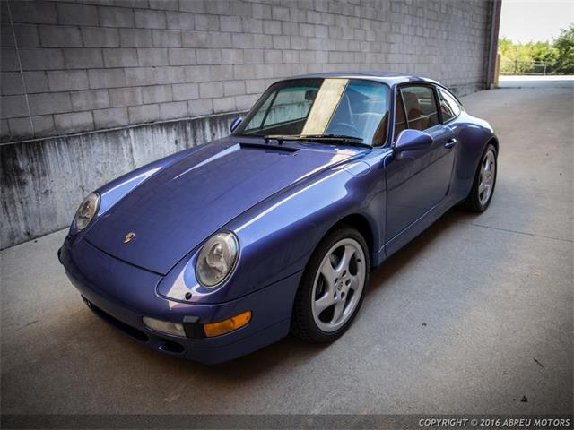 1998 Porsche 911Carrera C2S | 780538