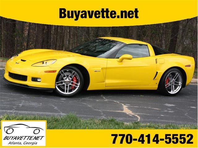 2007 Chevrolet Corvette | 780542