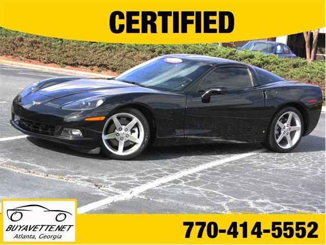 2006 Chevrolet Corvette | 780543