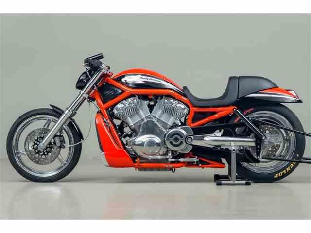 2006 Harley-Davidson VRXSE Screamin' Eagle Destroyer | 780555