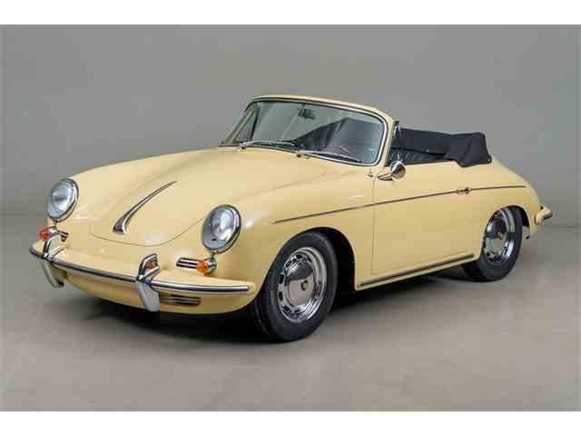 1965 Porsche 356 Cabriolet | 780558