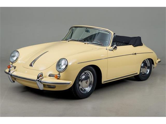 1965 Porsche 356SC | 780558