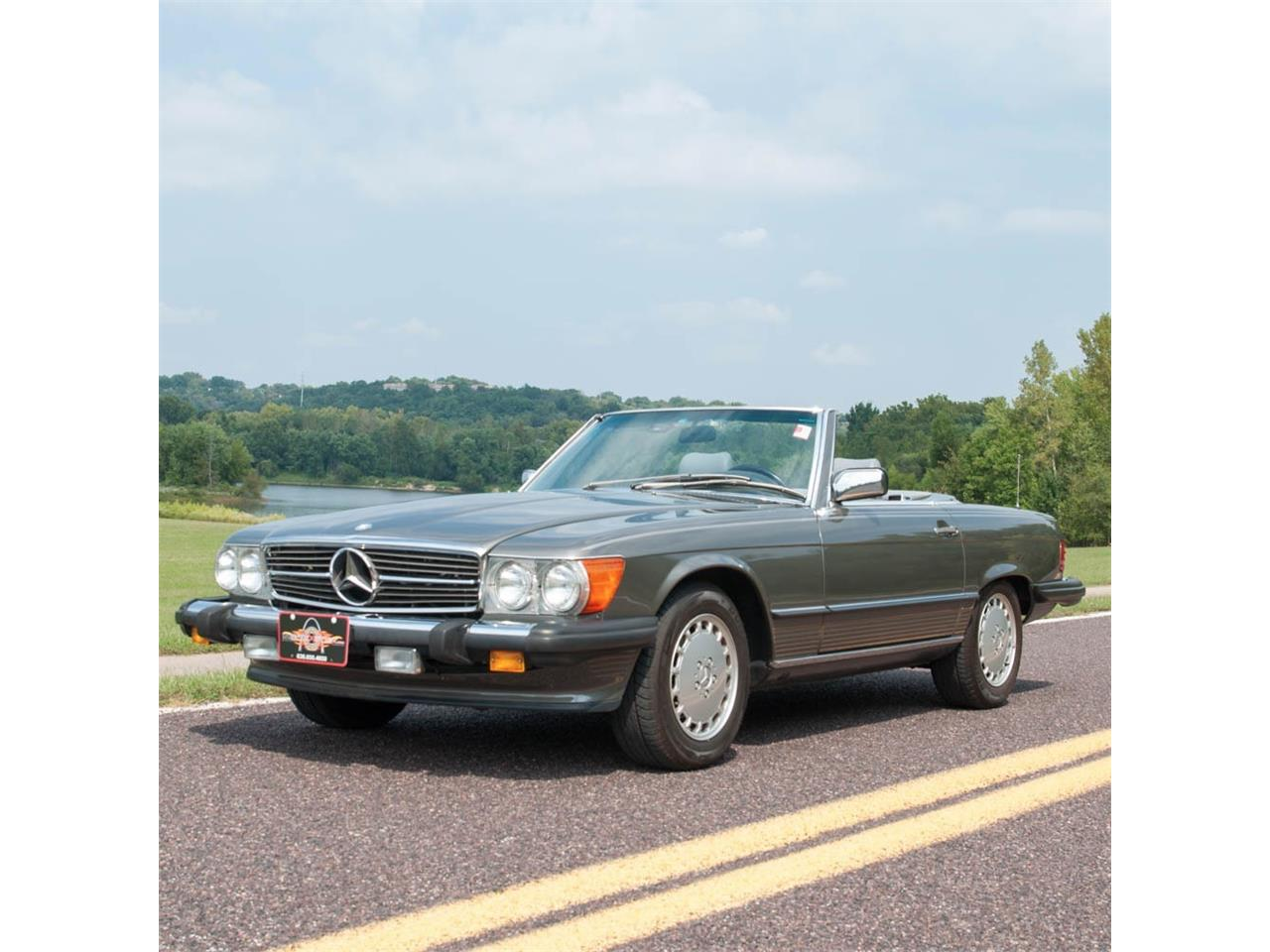 1989 mercedes benz 560sl for sale cc for St louis mercedes benz dealers