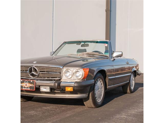 1989 Mercedes-Benz 560SL | 785608