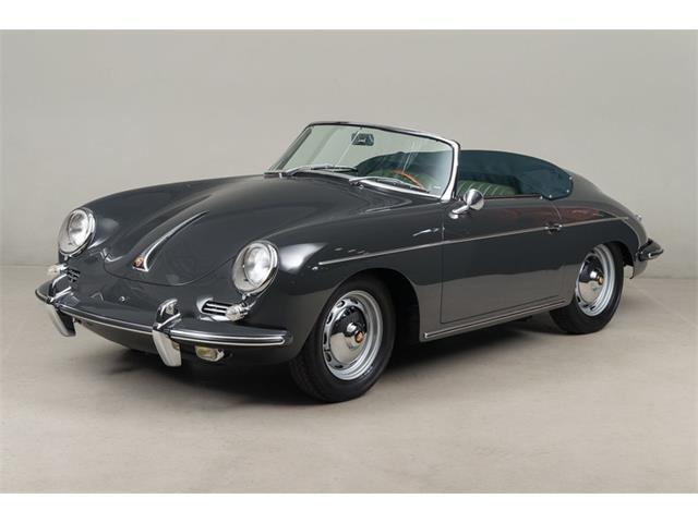 1962 Porsche 356B | 780561