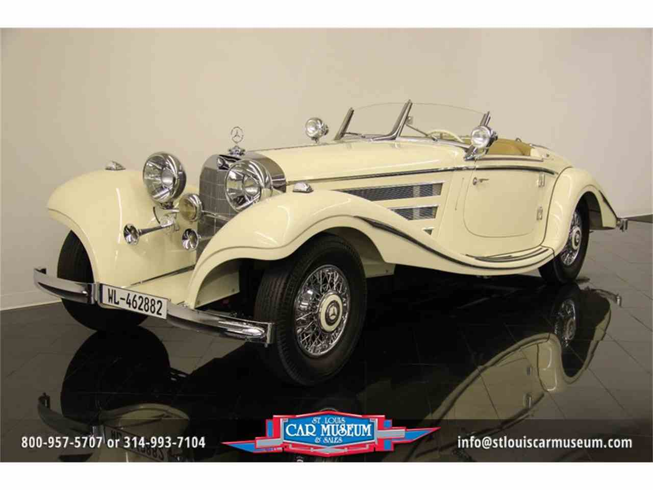 Large Picture of '35 500K Special Roadster - GU6I
