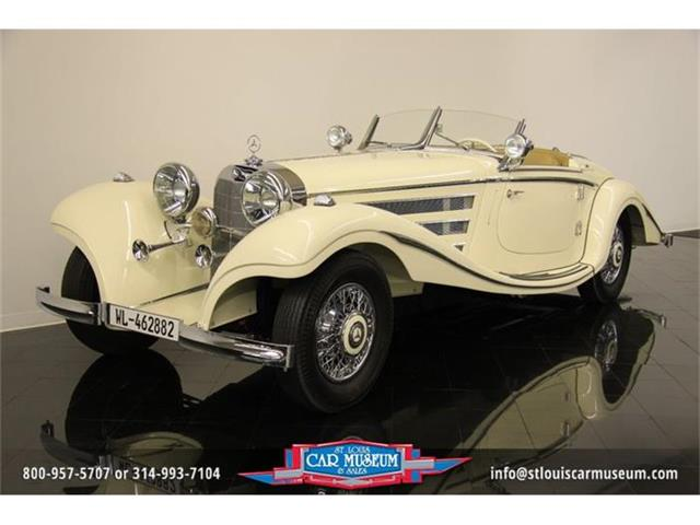 1935 Mercedes-Benz 500K Special Roadster | 785610