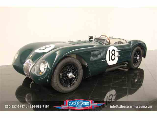 1953 Jaguar C-Type Alloy Race Car | 785613
