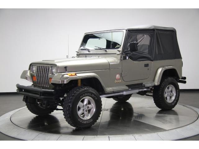 1990 Jeep Wrangler | 785615