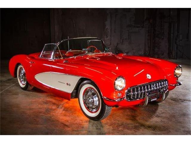 1957 Chevrolet Corvette | 785624