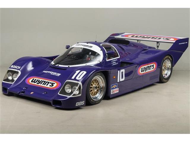 1986 Porsche 962 | 780565