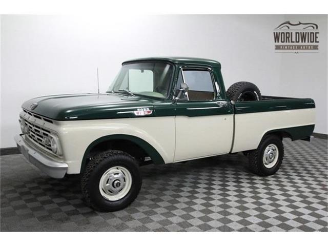 1964 Ford F100 | 785657
