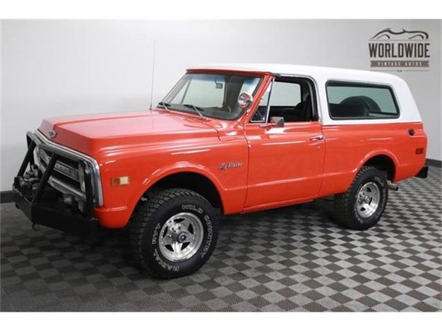1971 Chevrolet Blazer | 785661