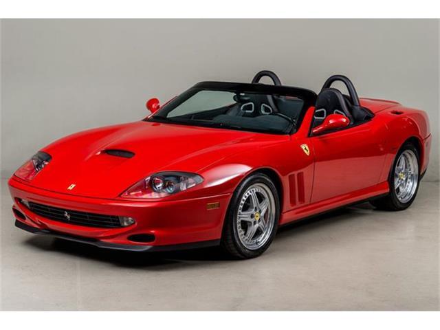 2001 Ferrari 550 Barchetta | 780567