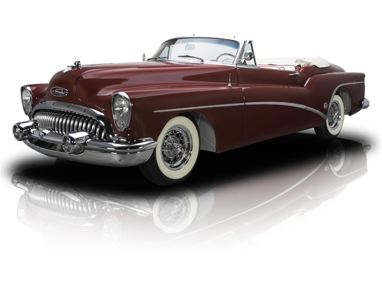 1953 Buick Skylark For Sale Classiccars Com Cc 785683